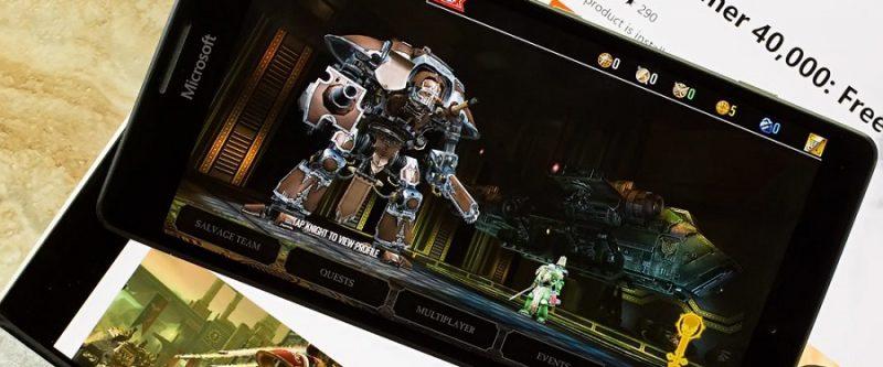 بازی فوق العاده Warhammer 40,000: Freeblade را دانلود کنید!