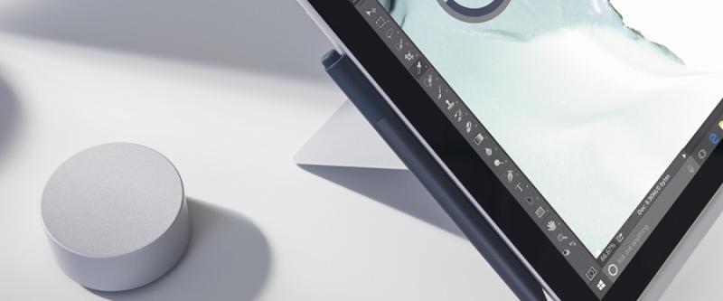 قلم سرفیس پرو ۲۰۱۷ سریع ترین و با دقت ترین قلم دیجیتال جهان است.