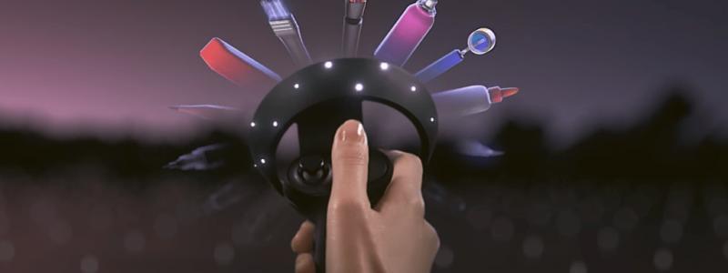 Motion controller محصولی بی نظیر برای کنترل واقعیت ترکیبی