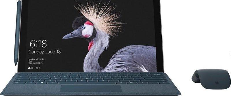 ویدیو رونمایی از قدرتمند ترین تبلت جهان با نام New Surface Pro