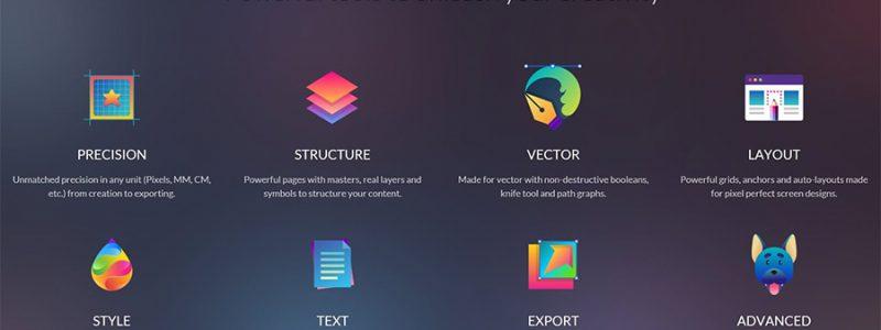 اپلیکیشن قدرتمند و رایگان Gravit Designer برای ویرایش و خلق فایلهای SVG و PDF