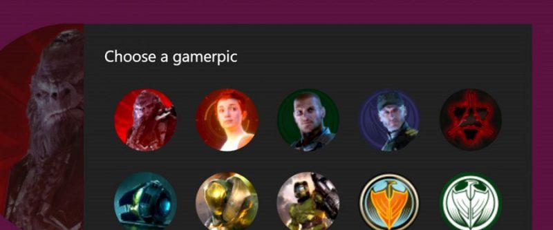 اپلیکیشن XBOX امروز آپدیت شد و قابلیت تغییر Gamerpics به آن اضافه شد.