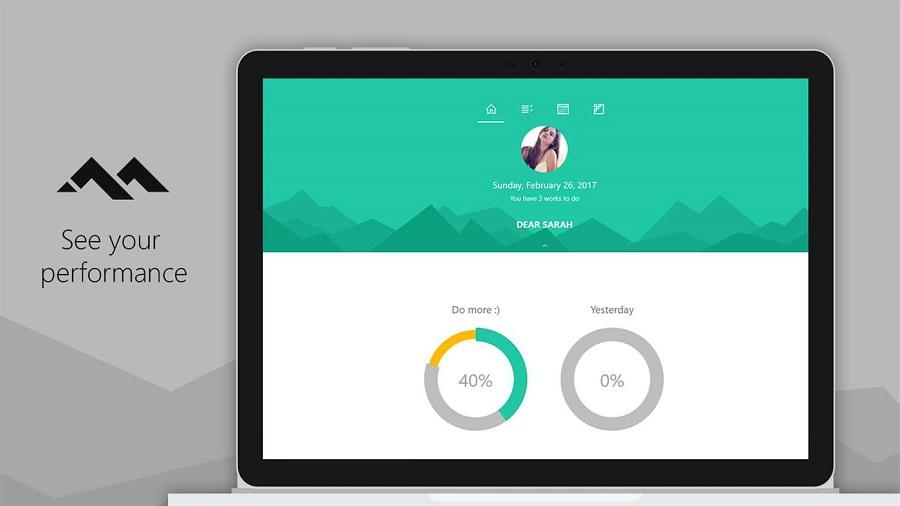 اپلیکیشن کاربردی Denna برای مدیریت کارهای روزانه شما به صورت یونیورسال