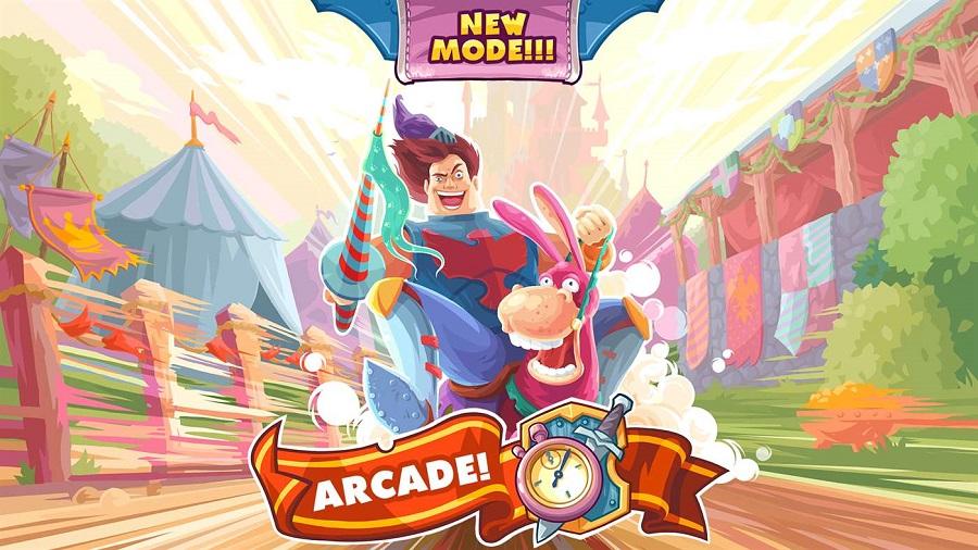 بازی فوق العاده جذاب Need A Hero برای ویندوز ۱۰ موبایل، تبلت و پی سی!