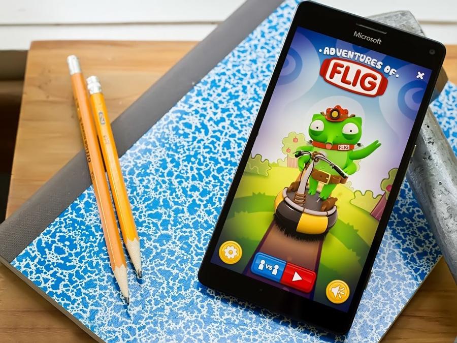بازی دوست داشتنی Adventures of Flig را برای ویندوز ۱۰ موبایل و PC دانلود کنید!