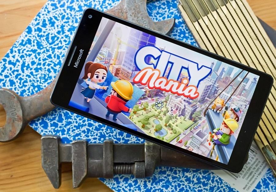 دانلود بازی شبیه سازی شهر سازی و جذاب City Mania برای ویندوز ۱۰