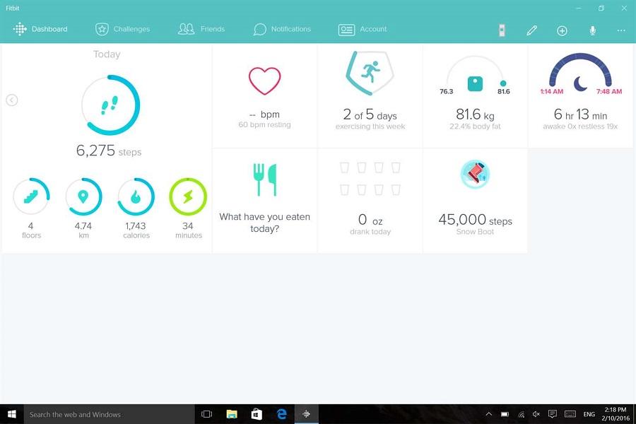 اپلیکیشن محبوب فیت بیت (Fitbit) با تغییرات جدید بروزرسانی دریافت کرد.