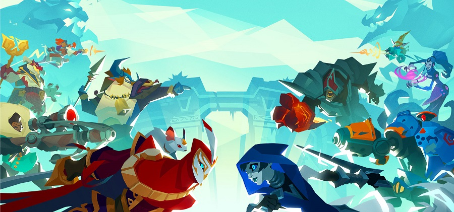 بازی آنلاین و فوق العاده گرافیکی Gigantic به صورت رایگان برای ویندوز ۱۰ و XBOX ONE