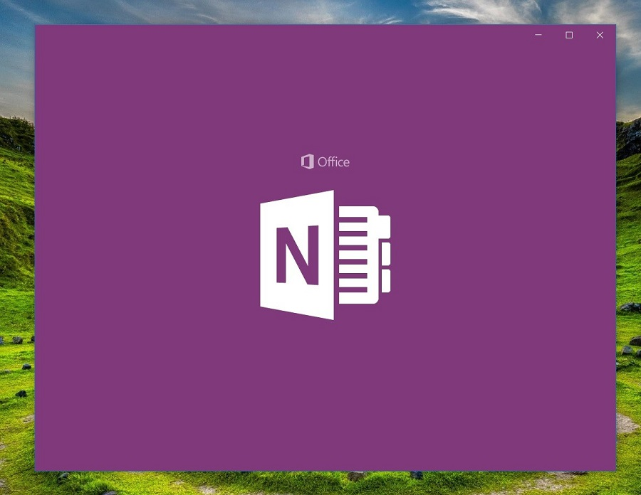 onenote-uwp-splash