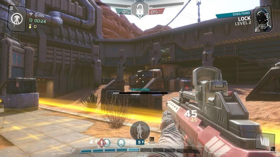 بازی فوق العاده Modern Combat Versus از کمپانی Gameloft را رایگان دانلود کنید!