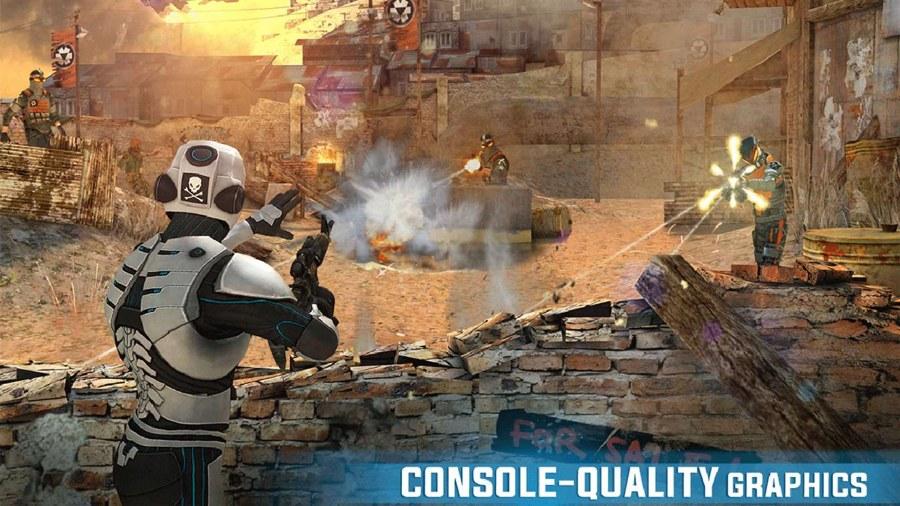 بازی فوق العاده Overkill 3 با پشتیبانی از XBOX Live برای موبایل، تبلت و PC