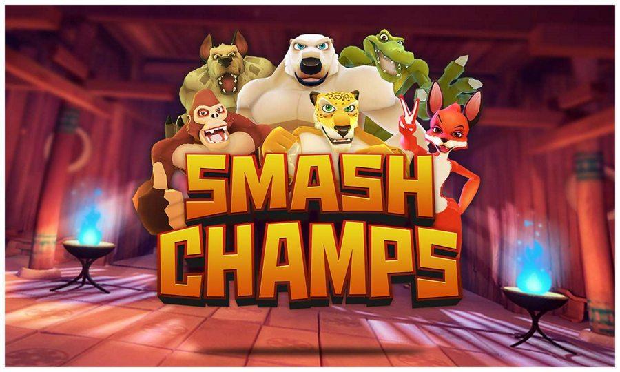 بازی فوق العاده Smash Champs را برای ویندوز ۱۰ موبایل رایگان دانلود کنید.