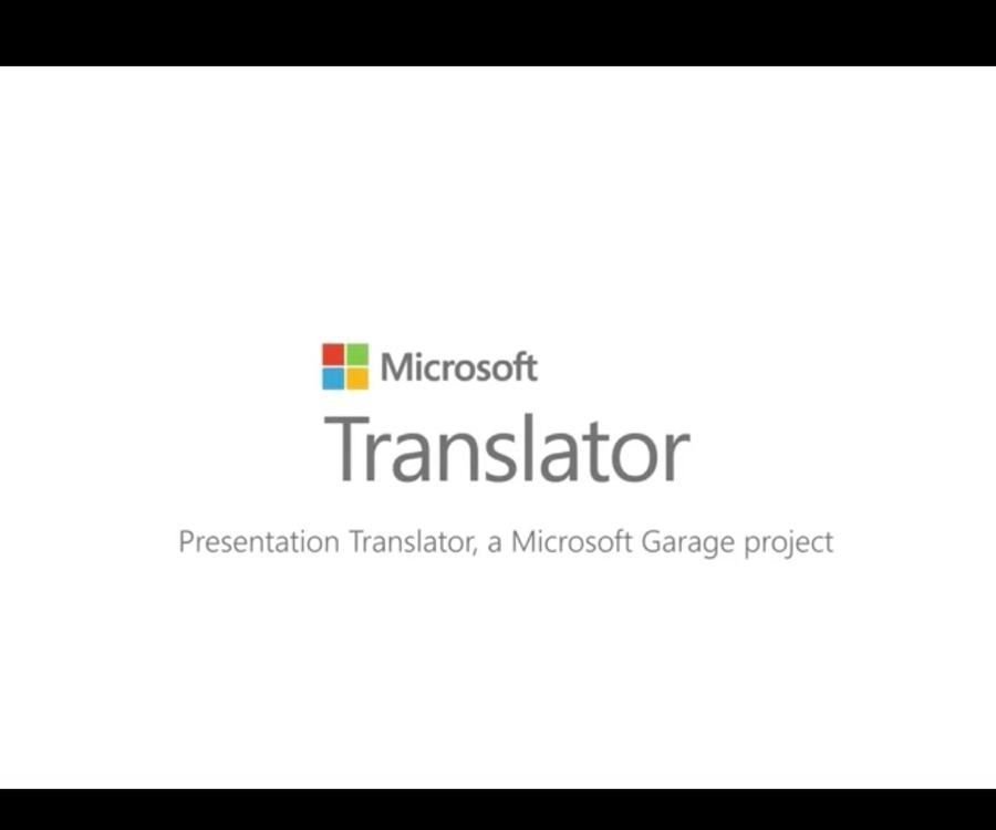 قابلیت زیر نویس و ترجمه زنده ی مکالمات در افزونه جدید مایکروسافت برای Power Point