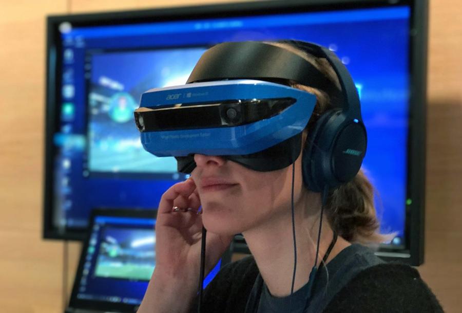 آموزش برنامه نویسی برای واقعیت مجازی و واقعیت ترکیبی با استفاده از Unity 2017
