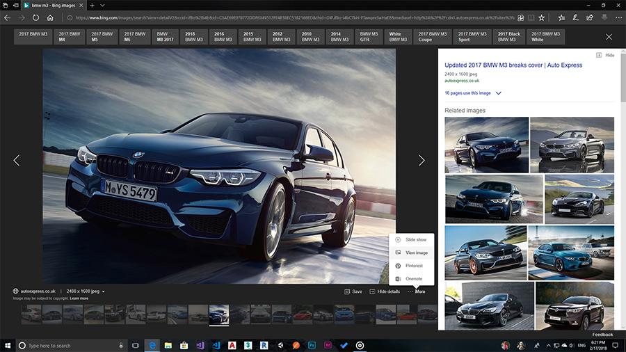 چطور از Bing.com برای جستجو و دانلود عکس با رزولوشن اصلی استفاده کنیم؟