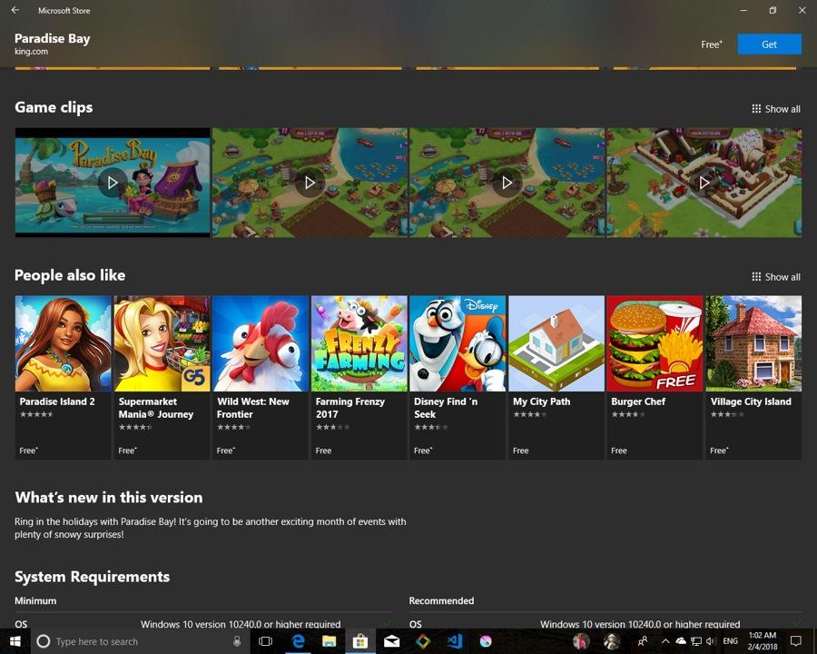 Microsoft Store آپدیت جدیدی دریافت کرد و طی آن کارایی استور بیشتر شد