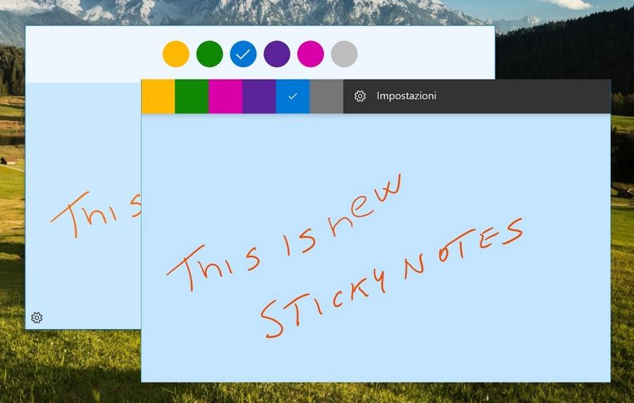 دانلود Microsoft Sticky Notes شما را از کاغذ یادآور بی نیاز می کند!