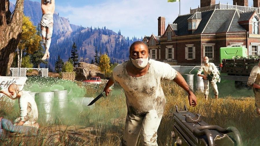بازی Far Cry® ۵ برای ایکس باکس وان و کامپیوتر های مجهز به ویندوز منتشر شد.
