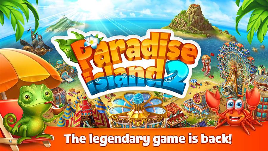 دانلود بازی جذاب Paradise Island 2 برای ویندوز ۱۰ موبایل، تبلت و کامپیوتر را از دست ندهید!