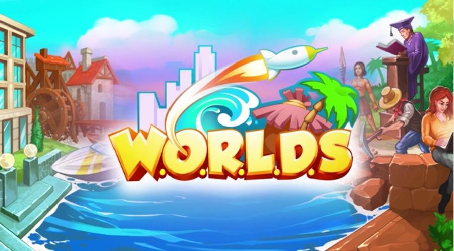دانلود بازی دوست داشتنی W.O.R.L.D.S: Win Own Reinvent Live Discover Sim