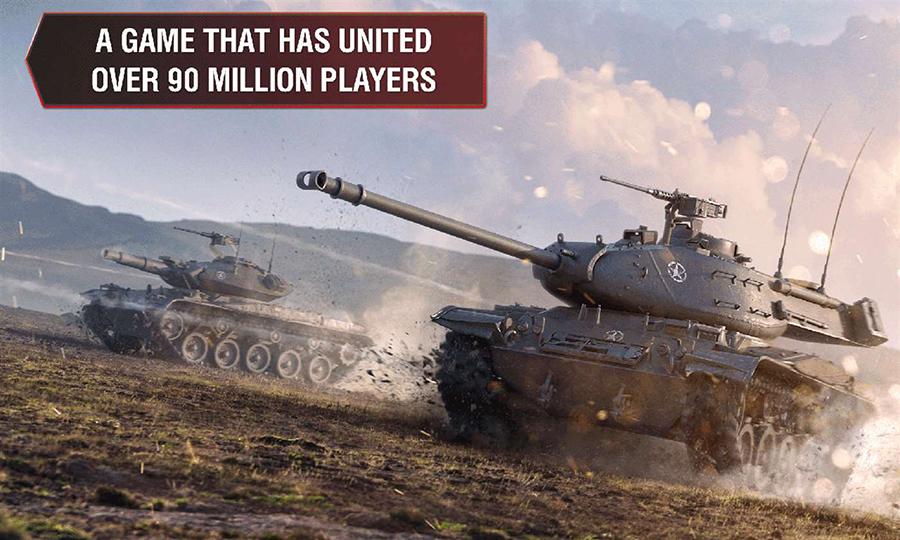 بازی فوق العاده و رایگان World of Tanks Blitz را بروی دستگاه ویندوز ۱۰ و ایکس باکس خود تجربه کنید.