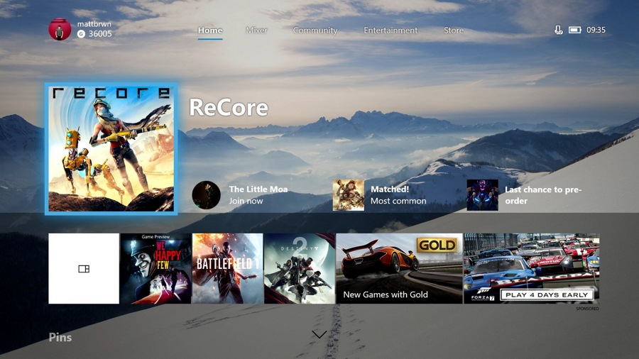 xbox-fluent-light-theme-dash