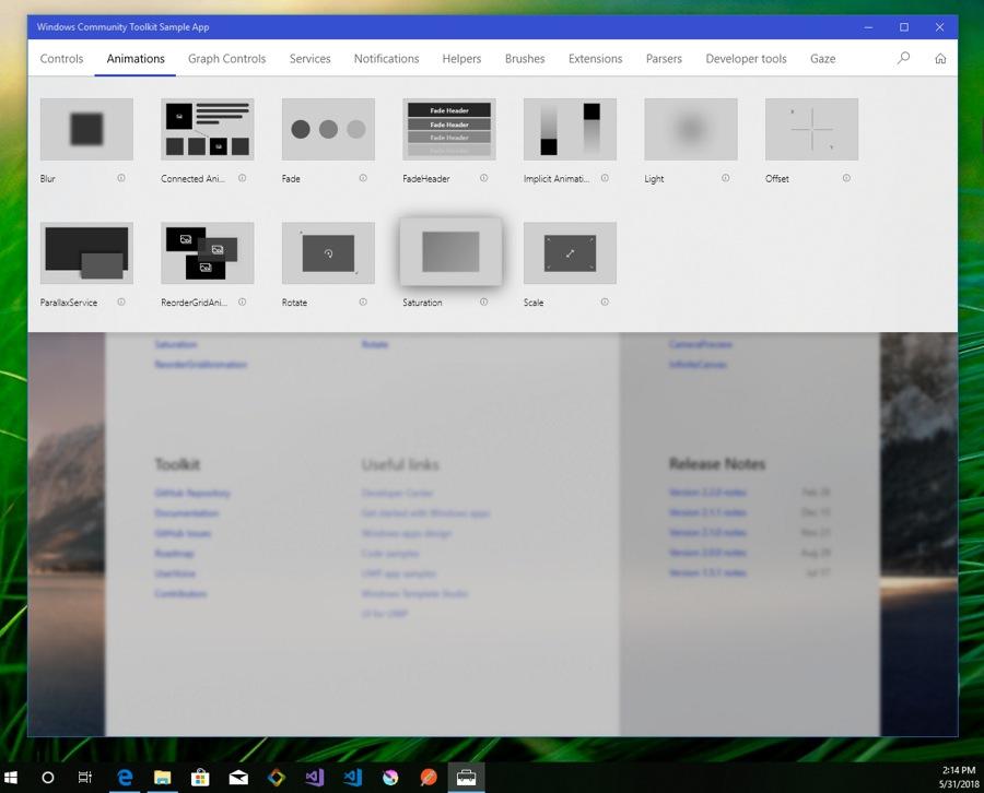 نسخه جدید Windows Community Toolkit با قابلیت های بی نظیر برای برنامه نویسان ویندوز ۱۰