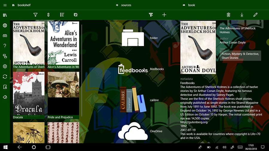 با freda epub ebook reader از خواندن کتاب بروی موبایل، تبلت و کامپیوتر لذت ببرید!