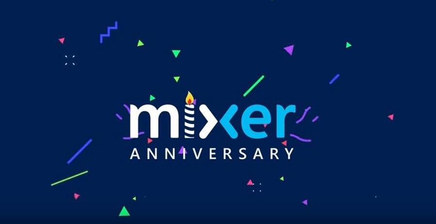مایکروسافت در تولد یک سالگی سیستم اشتراک ویدیوی بازی Mixer کولاک کرد
