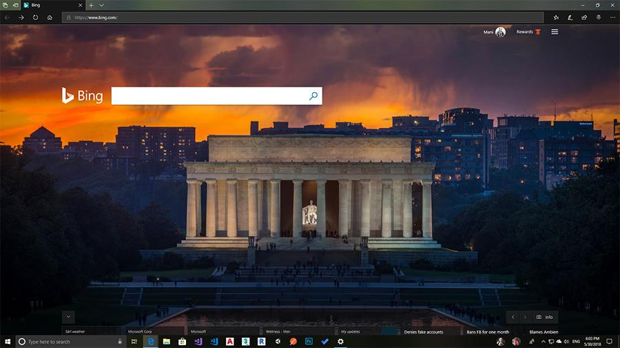 قابلیت های جدید مرورگر قدرتمند مایکروسافت ادج (Edge) در آپدیت ۱۸۰۳ ویندوز ۱۰