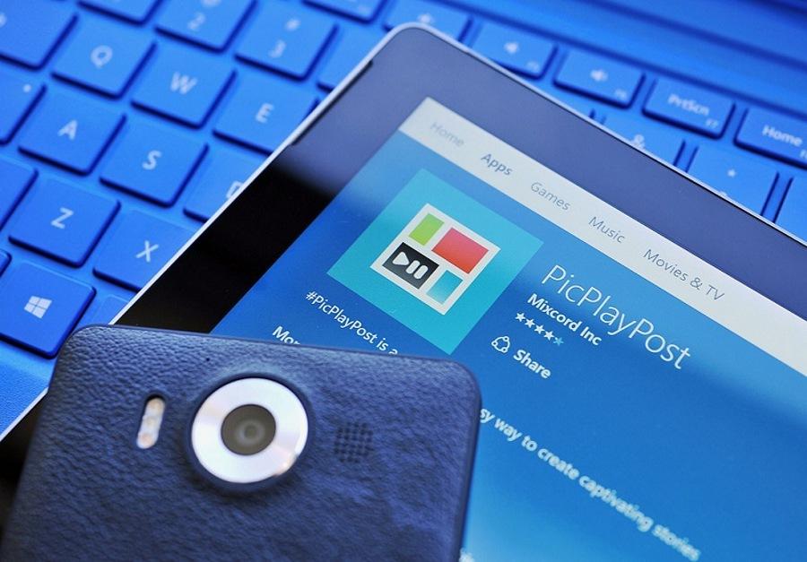 ساخت کلاج های متحرک به کمک اپلیکیشن PicPlayPost در ویندوز ۱۰ موبایل و PC
