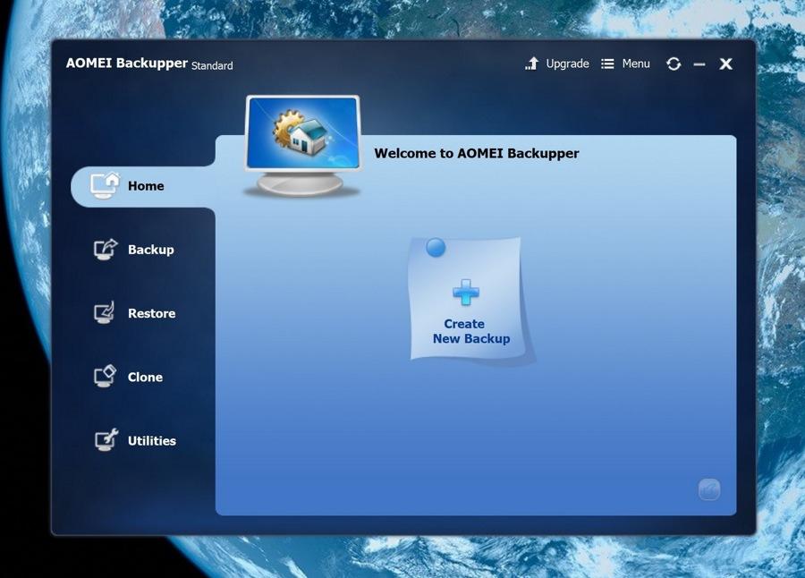 دانلود برنامه مدیریت پارتیشن بندی و بکاپ AOMEI به صورت رایگان برای ویندوز ۱۰