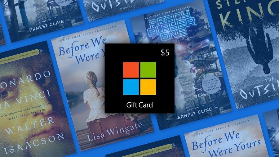 پیشنهاد ویژه مایکروسافت برای خرید کتاب از Microsoft Store را از دست ندهید!