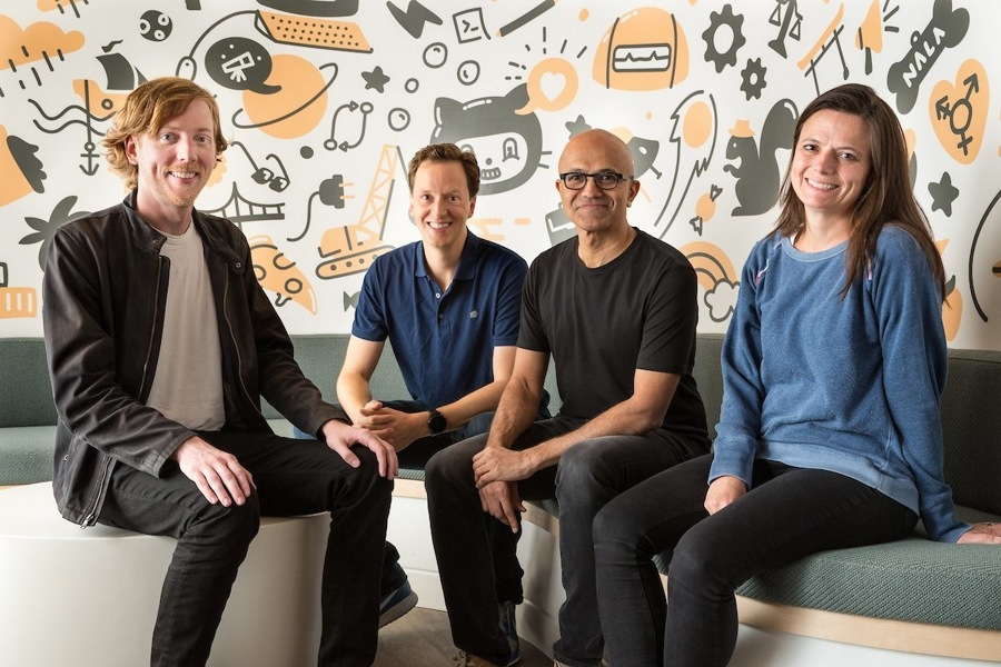 مایکروسافت در حال خرید گیت هاب (GitHub) به قیمت ۷٫۵ میلیارد دلار است!