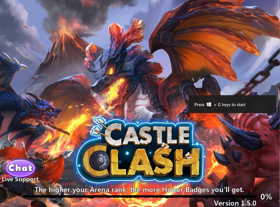 بازی جذاب، رایگان و استراتژی Castle Clash را برای ویندوز ۱۰ از دست ندهید!