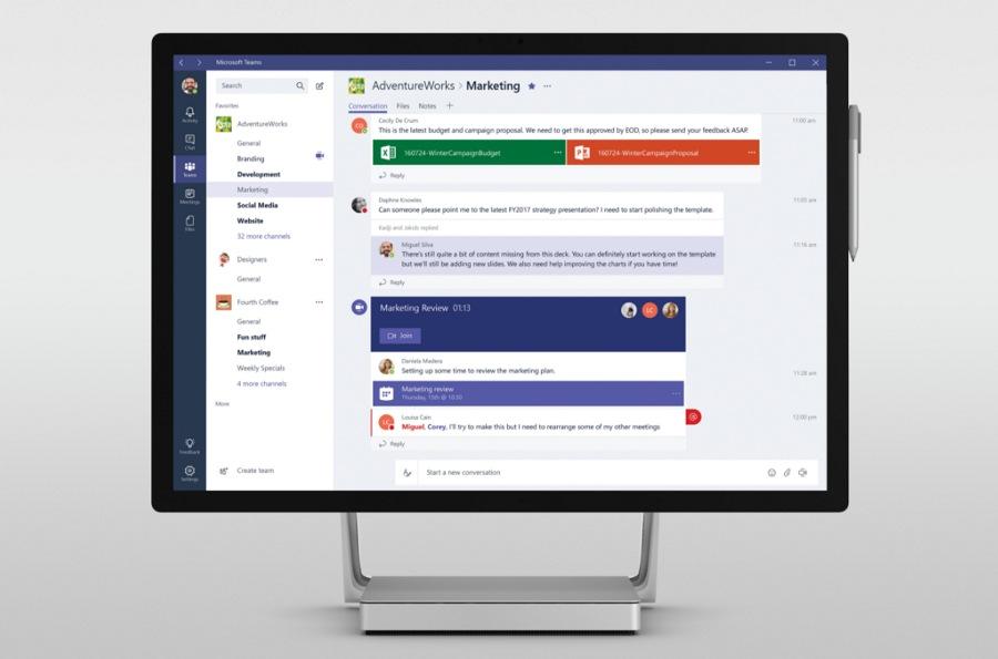 اعلام همکاری Microsoft Teams و Adobe XD برای ایجاد نهایت کارایی در طراحی