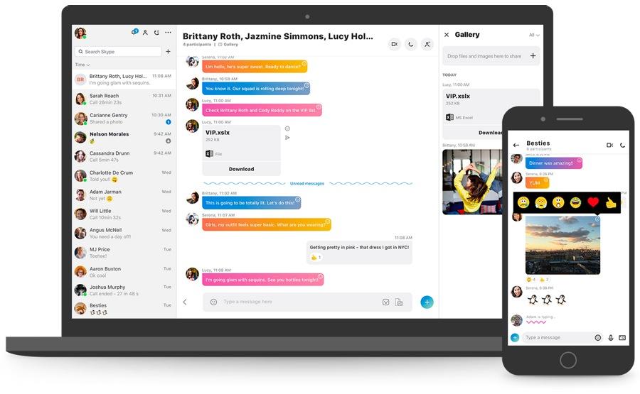 به کمک نسخه وب Skype بدون نیاز به نصب در مرورگر ادج از اسکایپ بهره ببرید!