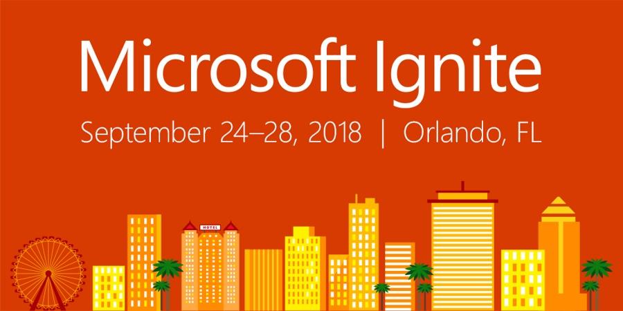 کنفرانس Microsoft Ignite 2018 امروز شروع شد و یک هفته ادامه دارد.