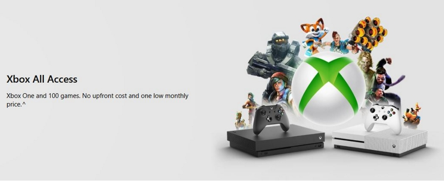 Xbox All Access اشتراکی بی نظیر که امیدواریم در ایران نیز در دسترس باشد.