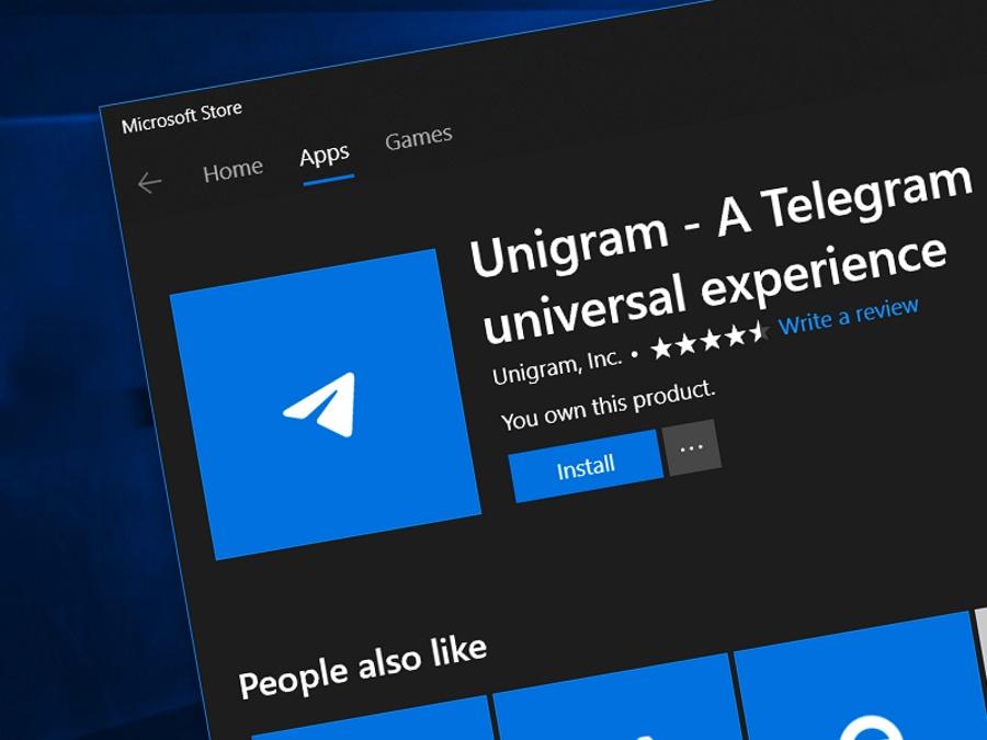 نسخه جدید یونیگرام با قابلیت پخش سریع پیام و قابلیت های جدید دیگر
