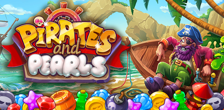 بازی Pirates & Pearls: A Treasure Matching Puzzle را از دست ندهید.