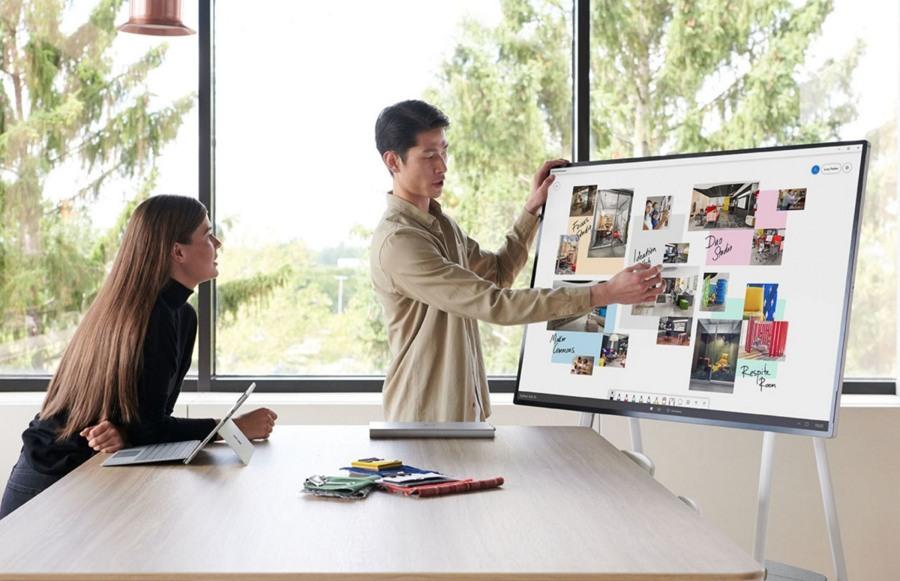 Surface Hub 2S زیبا ترین و کاراترین همنشین اتاق کنفرانس و جلسات تیمی