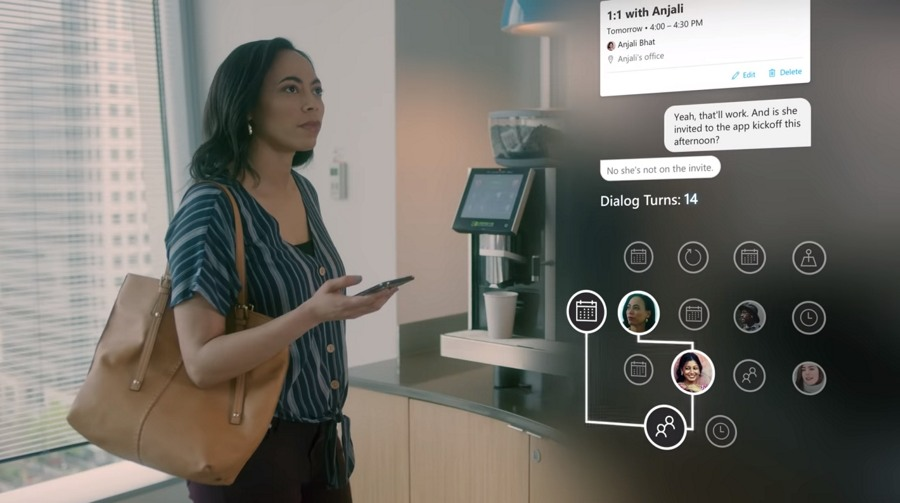 رونمایی مایکروسافت از قابلیت بی نظیر Cortana در کنفرانس بیلد ۲۰۱۹