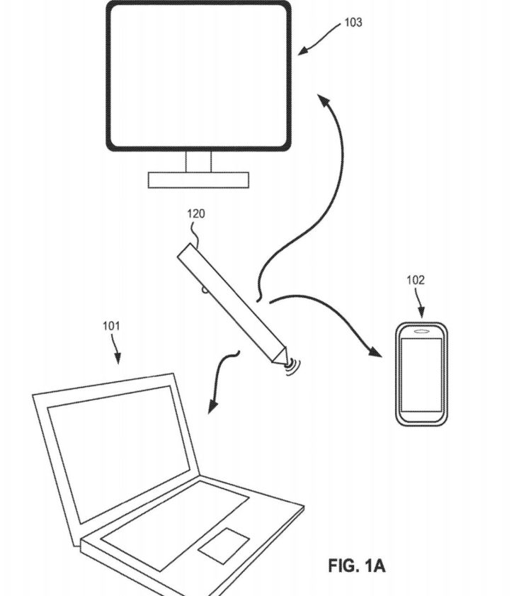Surface-Pen-Patent