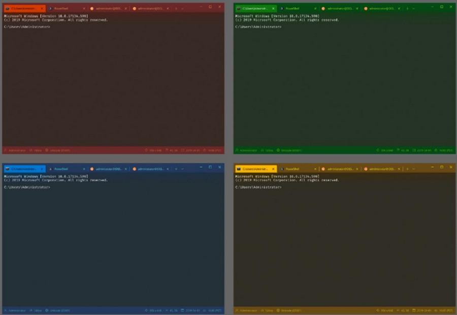 Windows Terminal باعث شد تا command lines تعریف جدید پیدا کند.
