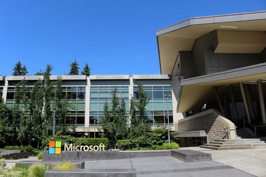 مایکروسافت به عنوان سبز ترین (Green Company) کمپانی جهان معرفی شد.