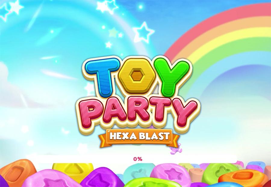 Toy Party یک بازی یونیورسال و دوست داشتنی برای ویندوز ۱۰ توسط Tilting Point