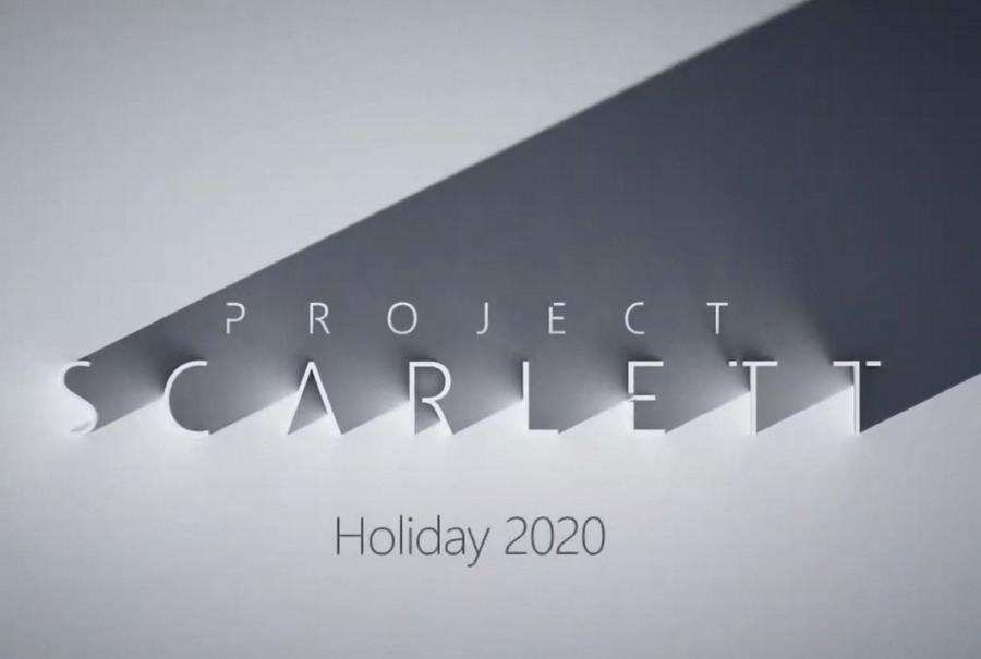 رونمایی مایکروسافت از Project Scarlett در کنفرانس E3 2019