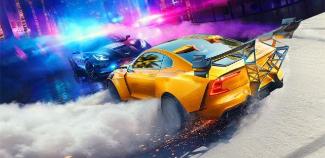Need For Speed Heat از تاریخ ۸ نوامبر ۲۰۱۹ برای ایکس باکس وان و ویندوز ۱۰