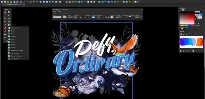 اپلیکیشن طراحی گرافیکی PaintShop Pro توسط Corel برای ویندوز ۱۰ منتشر شد